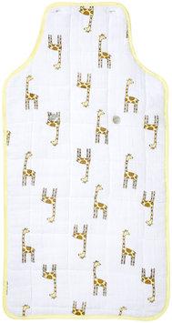 aden + anais 100% Cotton Muslin Portable Changing Pad- Jungle Jam Giraffe