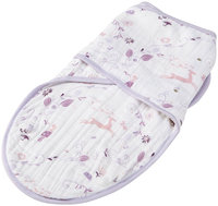 aden + anais Organic Cotton Muslin Easy Swaddle - Once Upon a Time - 1 ct.