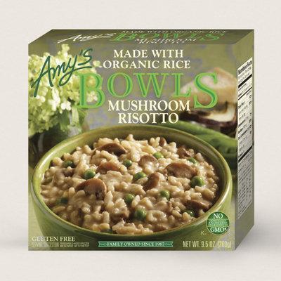 Amy's Kitchen Mushroom Risotto Bowl