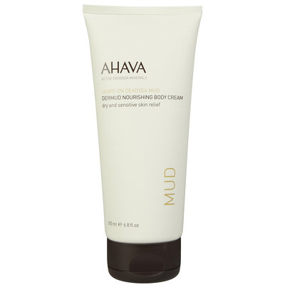 Ahava Dermud Nourishing Body Cream, 6.8 oz