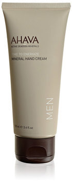 AHAVA Men Mineral Hand Cream, 3.4 oz