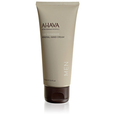 AHAVA Men Mineral Hand Cream, 3.4 oz