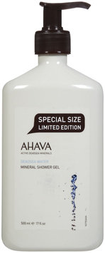 Ahava Mineral Shower Gel Value Size