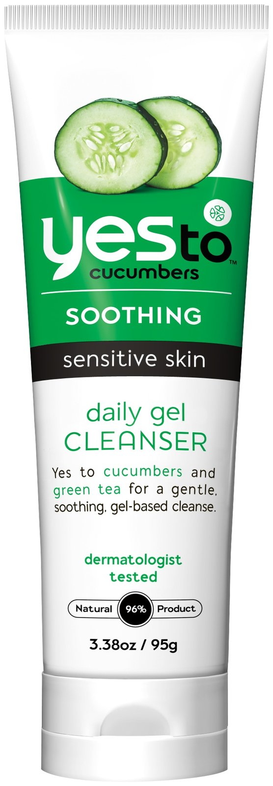 Yes To Cucumbers Soothing Daily Gentle Cleanser