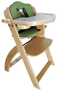 Abiie - Beyond Junior Y high chair - Natural