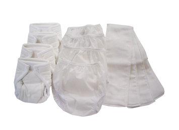 Dappi Cloth Pinless Diaper Set - 1 ct.