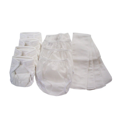 Dappi Cloth Pinless Diaper Set - 1 ct.