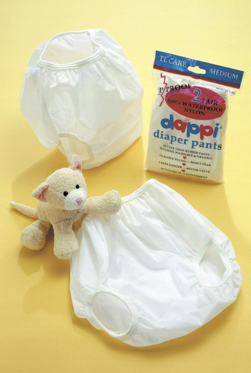 Dappi Waterproof Nylon Diaper Pants - 1 ct.