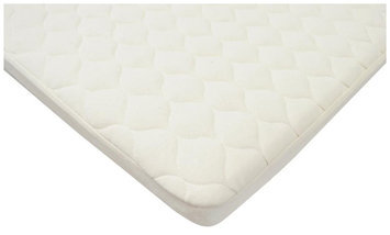 American Baby Company Organic Quilted Mattress Cover