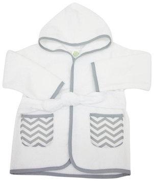 American Baby Company ABC 100% Organic Cotton Terry Baby Bathrobe