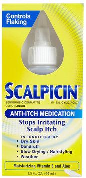Scalpicin Anti-Itch Liquid Scalp Treatment