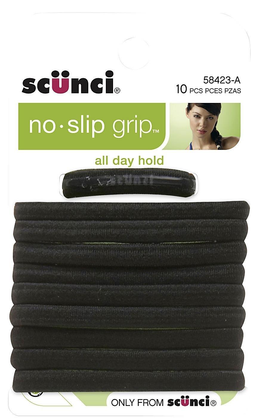Scunci No Slip Elastic Hair Bands