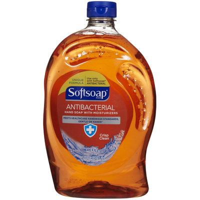 Softsoap 56 oz Antibacterial Crisp Clean Liquid Soap Refill 26258