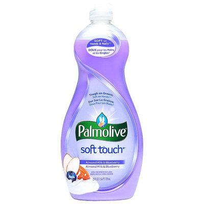 Palmolive Ultra Soft Touch Dish Liquid-Almond Milk & Blueberr - 25 oz