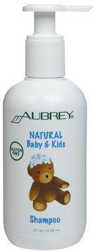 Aubrey Organics Natural Baby Shampoo