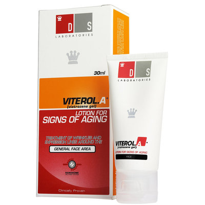 DS Laboratories Viterol.A Lotion for Signs of Aging