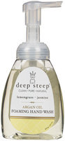 Deep Steep Argan Foaming Hand Wash - Lemongrass Jasmine