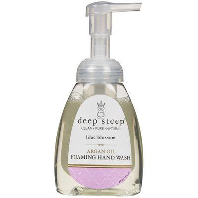 Deep Steep Argan Oil Foaming Hand Wash - Lilac Blossom