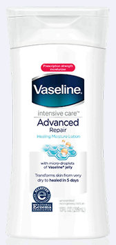 Vaseline® Intensive Care™ Advanced Repair Unscented Lotion