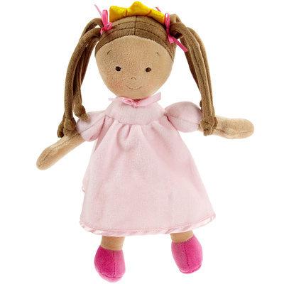 North American Bear Company North American Bear Little Princess Doll Tan