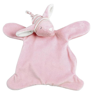 North American Bear Sleepyhead Bunny Baby Cozy - Pink