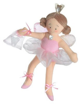 North American Bear Co. Tooth Fairy Doll Princess