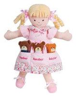 North American Bear Company Dolly Pockets Goldilocks & 3 Bears