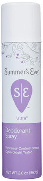 Summer's Eve Feminine Deodorant Spray 2 Ounce - C.B. FLEET CO, INC.
