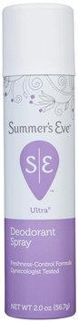 Summer's Eve Feminine Deodorant Spray 2 Ounce - C.B. FLEET CO, INC.
