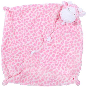 Angel Dear Pink Giraffe Baby Blankie