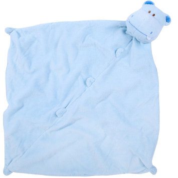 Angel Dear Blankie - Blue Hippo