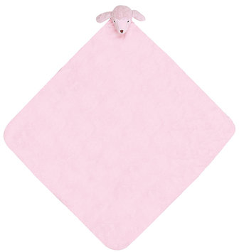 Angel Dear Napping Blanket - Pink Poodle