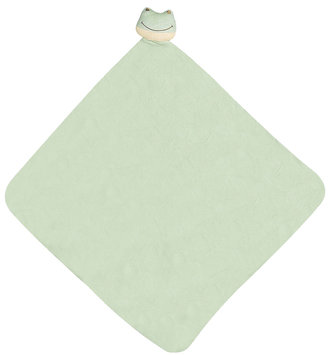 Angel Dear Napping Blanket - Green Froggy - green