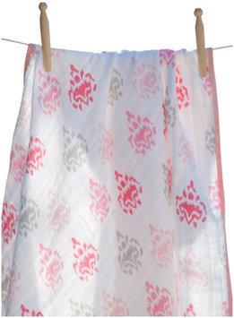 Angel Dear Nap Blanket - Pink Ikat - 1 ct.