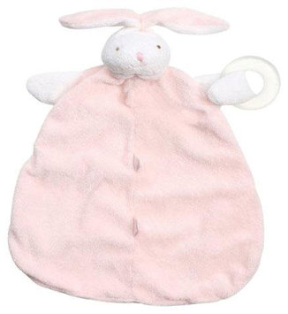 Angel Dear Pink Bunny Teether Blankie - 1 ct.