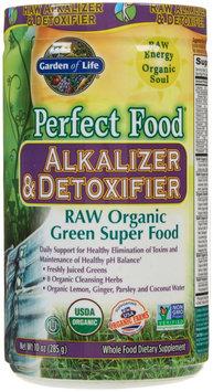 Garden of Life Perfect Food Raw Alkalizer & Detoxifier