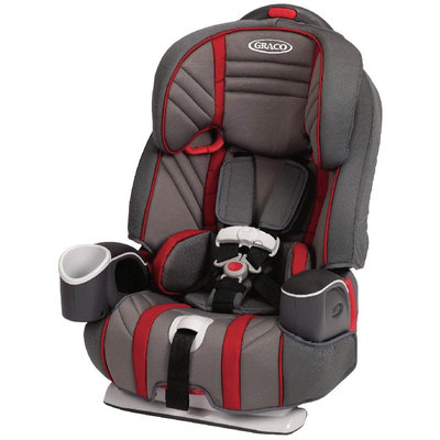 Graco Baby Nautilus 3-in-1 Car Seat Garnet