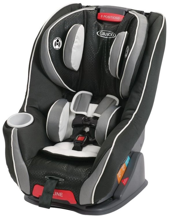 Graco Size4Me 65 Convertible Car Seat (Harris)