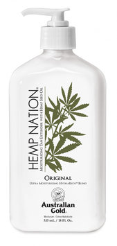 Australian Gold® HEMP NATION® Original Moisturizing Tan Extender With Hemp Seed Oil