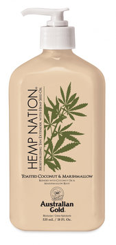 HEMP NATION® Toasted Coconut & Marshmallow Moisturizer