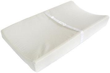 Ah Goo Baby The Ark Memory Foam Contour Changing Pad- White