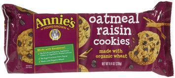 Annie's® Homegrown Cookies Oatmeal Raisn,
