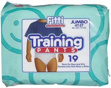 Fitti Training Pants 4T-5T - 19 ct.