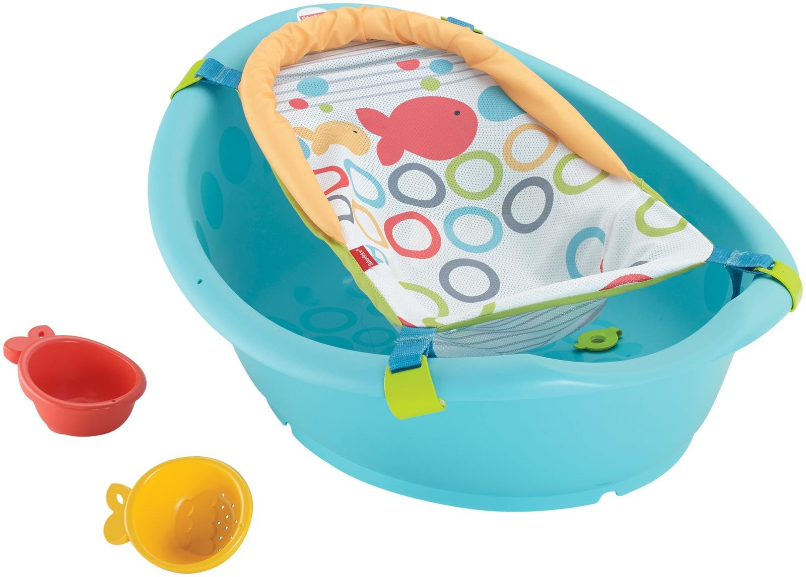 Fisher Price Fisher-Price Rinse N Grow Tub