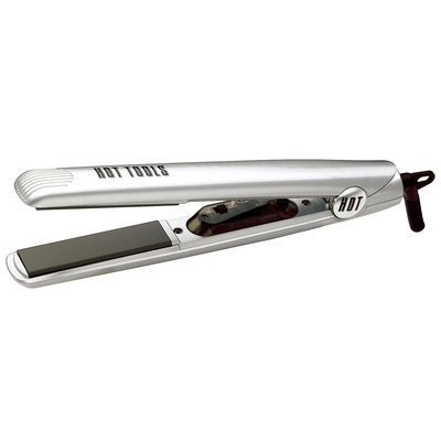 Hot Tools Diamond Platinum Salon Flat Iron