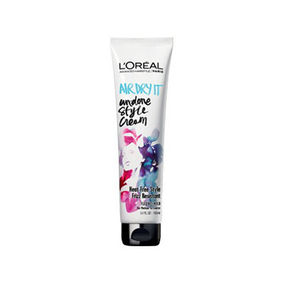 L'Oréal Paris Advanced Hairstyle AIR DRY IT Undone Style Cream