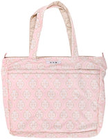 Ju Ju Be Mighty Be Diaper Tote - Blush Frosting