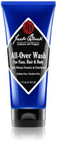 Jack Black All-Over Wash for Face; Hair Body 177ml/6oz