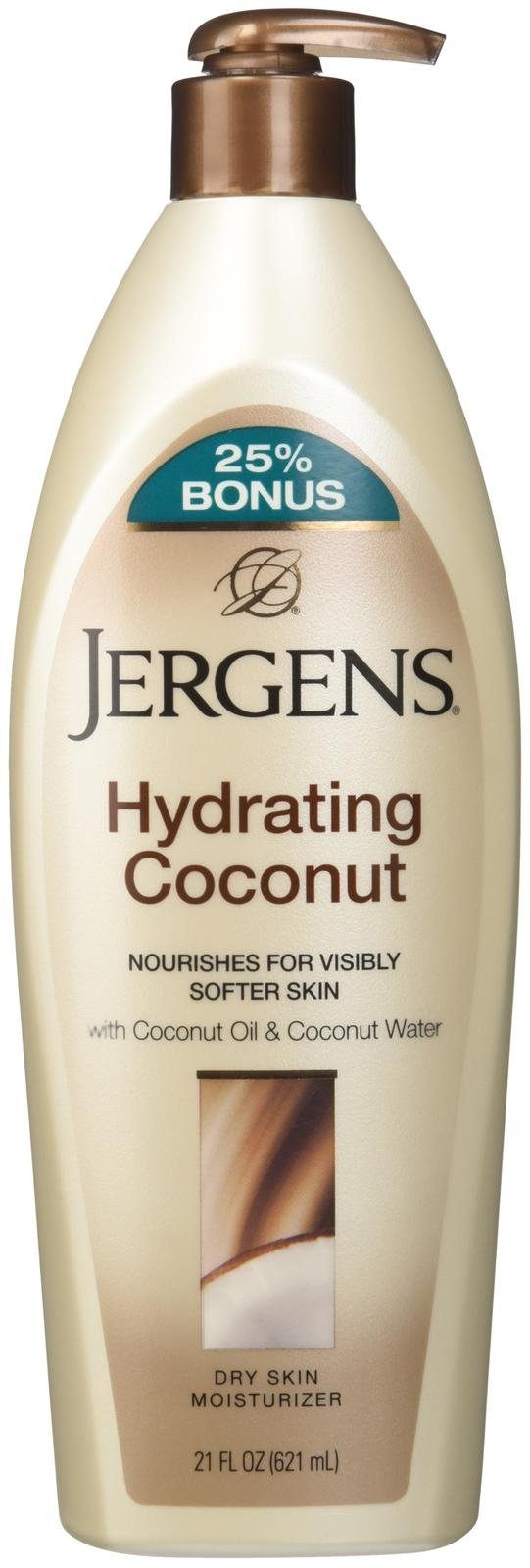 Jergens Hydrating Coconut Moisturizing Lotion
