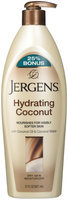 Jergens Hydrating Coconut Moisturizing Lotion